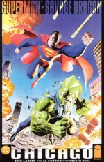 Superman & Savage Dragon: Chicago # 1