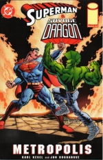 Superman & Savage Dragon: Metropolis # 1