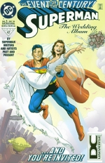 Superman: The Wedding Album # 1