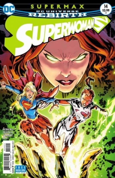 Superwoman # 14