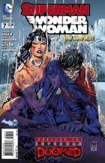 Superman/Wonder Woman # 7