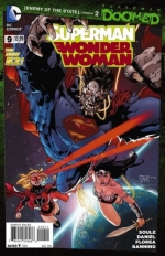 Superman/Wonder Woman # 9