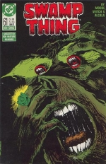 Swamp Thing vol 2 # 61