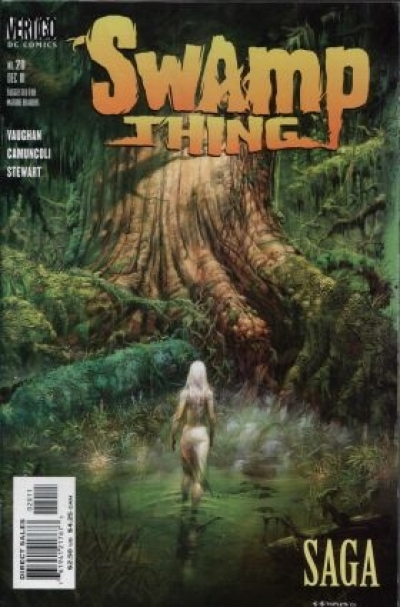 Swamp Thing vol 3 # 20
