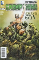 Swamp Thing vol 5 # 27
