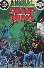 Swamp Thing Annual # 2