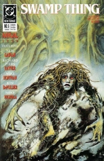 Swamp Thing Annual # 5