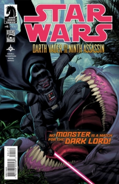 Star Wars: Darth Vader and the Ninth Assassin # 4