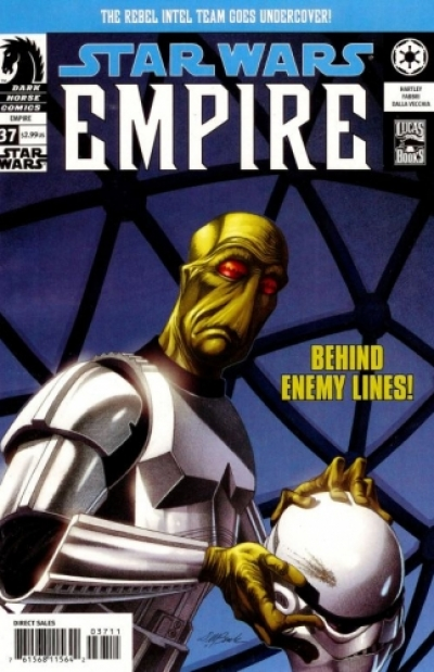 Star Wars: Empire # 37