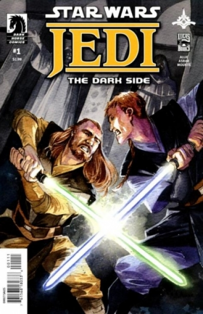 Star Wars: Jedi - The Dark Side # 1