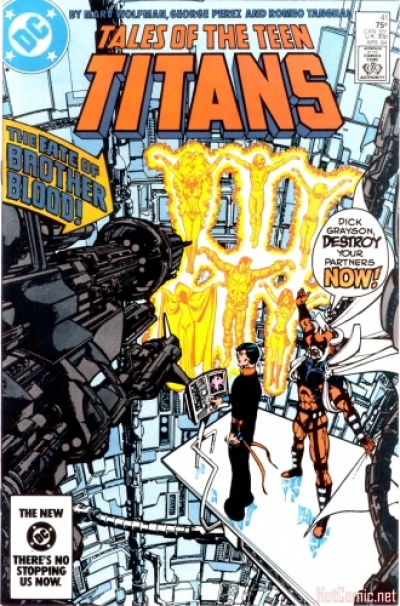 Tales of the Teen Titans # 41