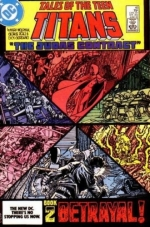 Tales of the Teen Titans # 43