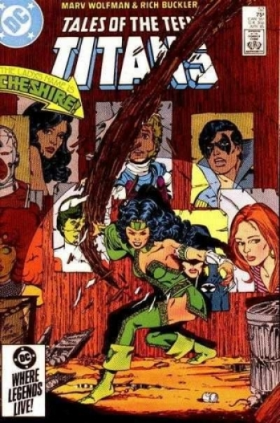 Tales of the Teen Titans # 52