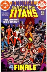 Tales of the Teen Titans Annual # 3