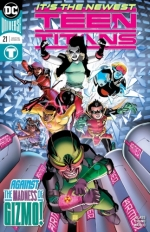 Teen Titans vol 6 # 21