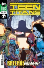 Teen Titans vol 6 # 26