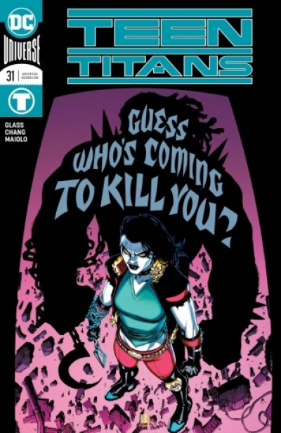 Teen Titans vol 6 # 31