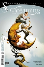 The Dreaming vol 2 # 1