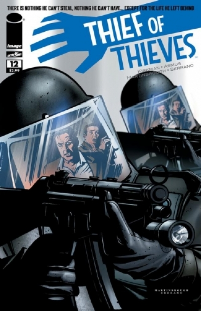 Thief of Thieves # 12