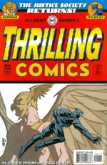 Thrilling Comics Vol 1 # 1