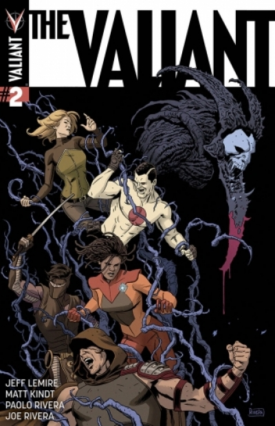 The valiant # 2