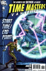 Time Masters: Vanishing Point # 6