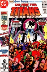 The New Teen Titans # 21