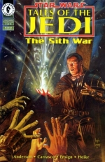Tales of the Jedi: The Sith War  # 2
