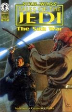 Tales of the Jedi: The Sith War  # 3