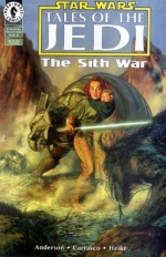 Tales of the Jedi: The Sith War  # 4