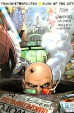 Transmetropolitan: Filth of the City # 1