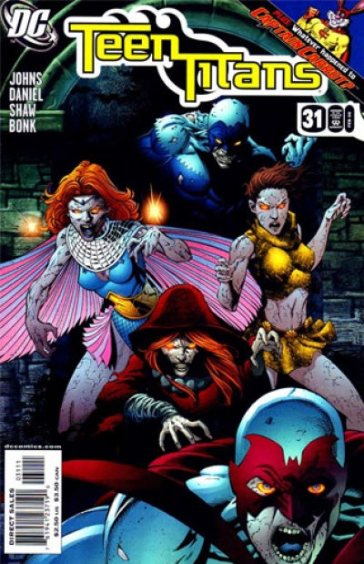 Teen Titans vol 3 # 31