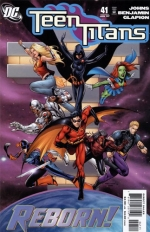 Teen Titans vol 3 # 41