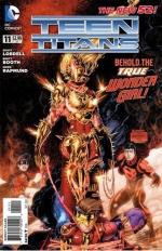 Teen Titans vol 4 # 11