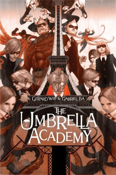 The Umbrella Academy: Apocalypse Suite # 1