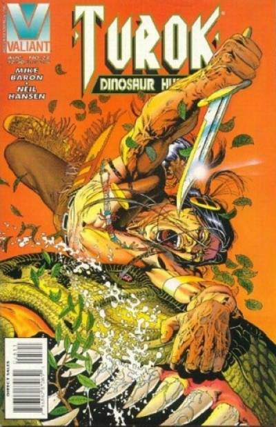 Turok, Dinosaur Hunter # 28