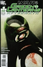 War of the Green Lanterns: Aftermath # 1