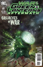 War of the Green Lanterns: Aftermath # 2