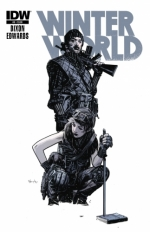 Winterworld (IDW) # 0