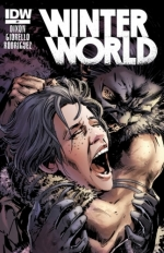 Winterworld (IDW) # 7