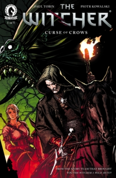 The Witcher: Curse of Crows # 1