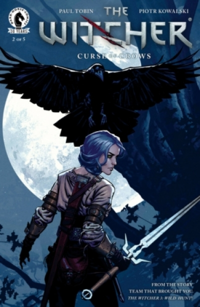 The Witcher: Curse of Crows # 2