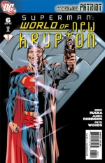 World of New Krypton # 6