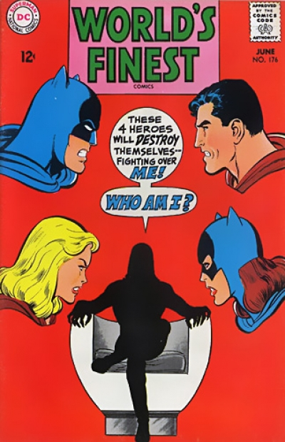 World's Finest Comics # 176