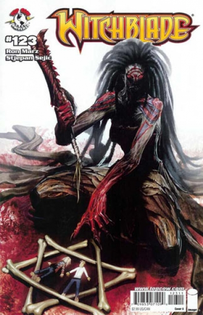 Witchblade vol 1 # 123