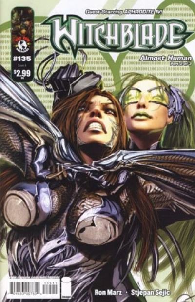 Witchblade vol 1 # 135