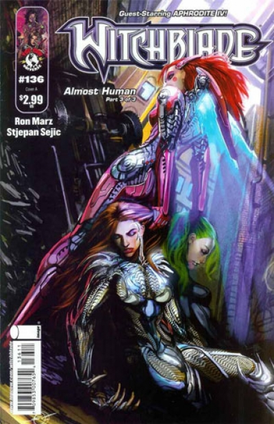 Witchblade vol 1 # 136