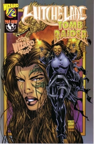 Witchblade / Tomb Raider #1/2 # 1