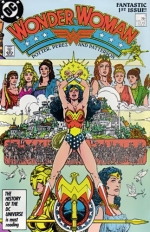 Wonder Woman vol 2 # 1