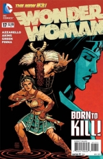 Wonder Woman vol 4 # 17